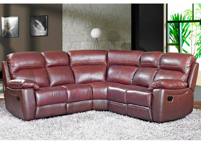 Aston Leather Sofa