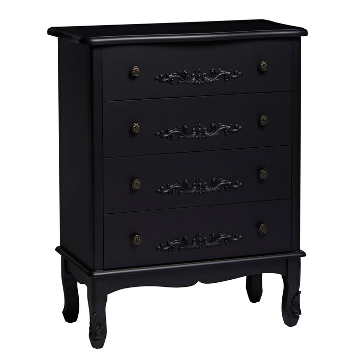 Antoinette 4 Drawer Chest