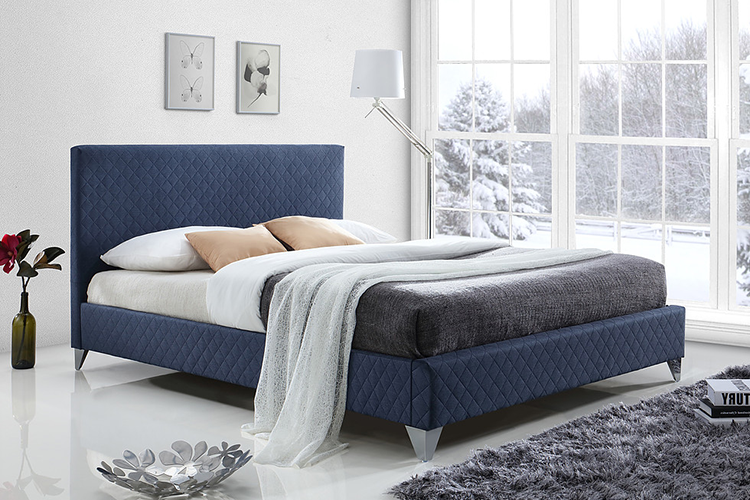 Brianna Fabric Bed Frame