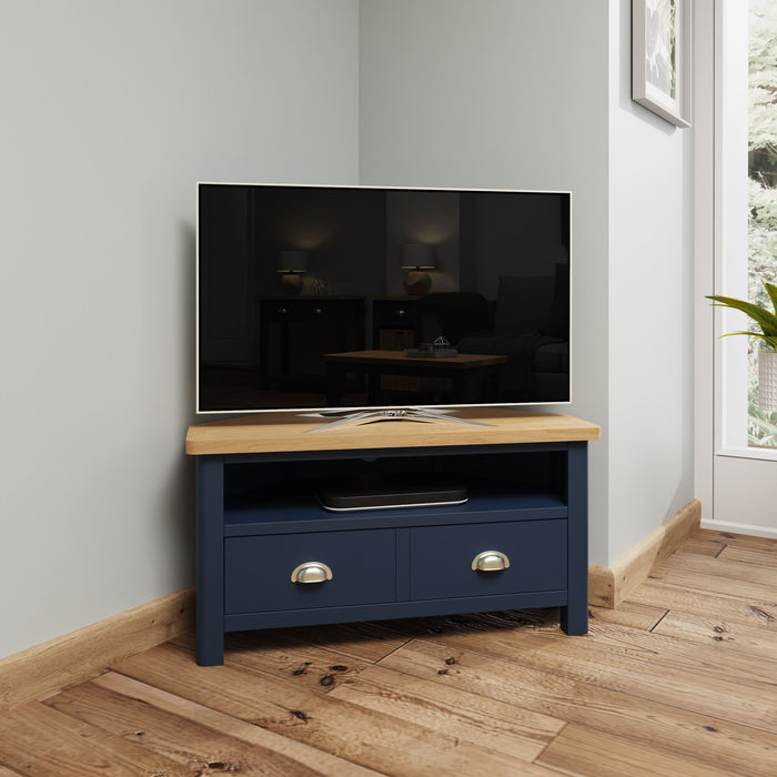 Rillington Corner TV Unit