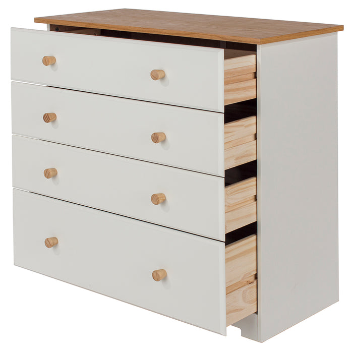 Colorado Four Drawer Chest