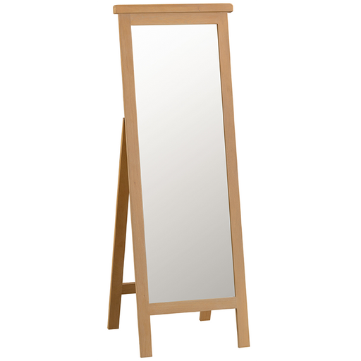 Old Malton Cheval Mirror