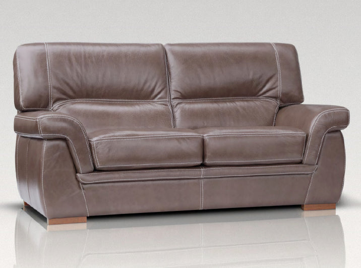 Clara Leather Sofa