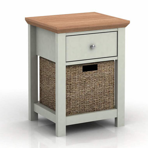 Cotswold One Drawer Lamp Table