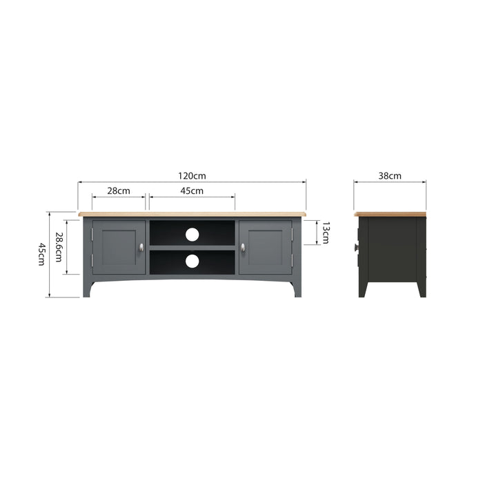 Gillamoor Large TV Unit