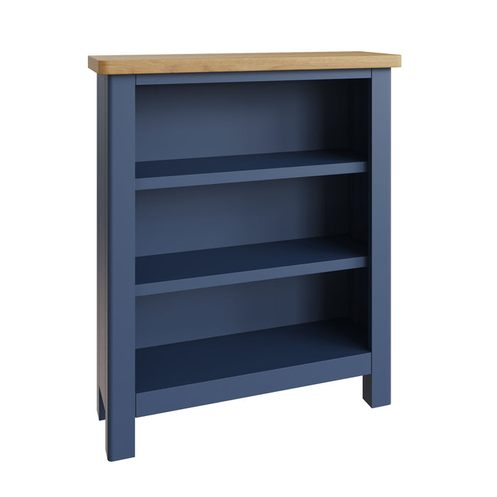 Rillington Small Wide Bookcase