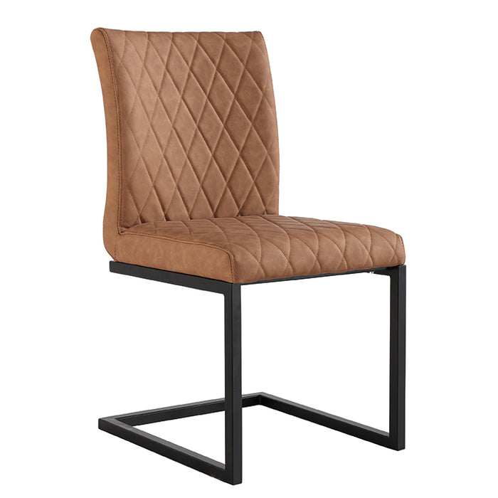 Diamond Stitch Dining Chair