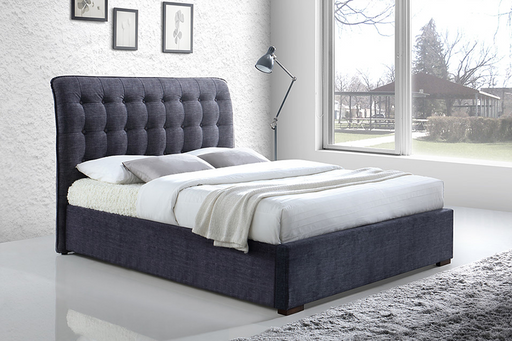 Hayley Fabric Bed Frame