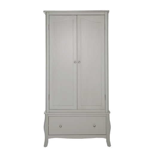 Ganton 2 Door 1 Drawer Wardrobe