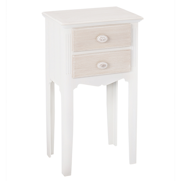 Juliette Two Drawer Table