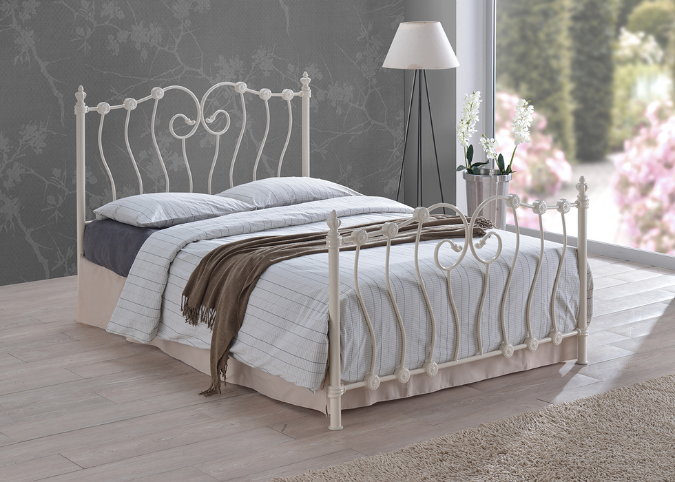 Isla Metal Bed Frame