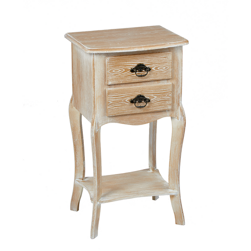 Provence Two Drawer Table