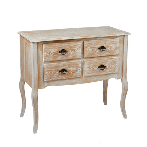 Provence Four Drawer Chest