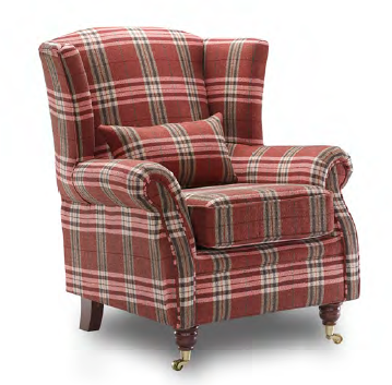Laura Ashley Wing Chair