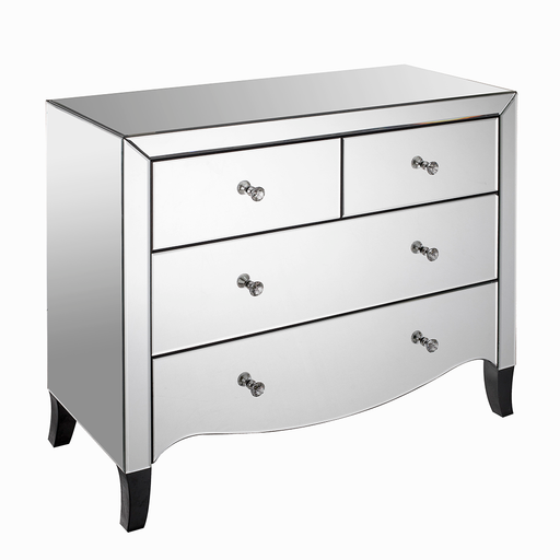 Valentina 2 + 2 Drawer Chest