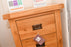 Old Malton Four Drawer Narrow Chest