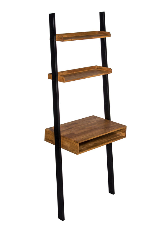 Copenhagen Ladder Shelving with Desk