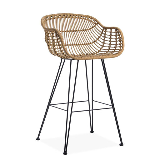 Rafferty Carver Bar Stool (Sold in Pairs)