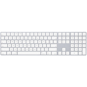 Apple Magic Keyboard w/ Numeric Keypad - US English (MQ052ZA)