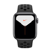 Apple Watch S5 GPS Nike Space Gray Aluminum w/ Nike Sport Band (Anthracite / Black)