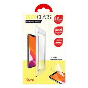 Torrii BODYGLASS for iPhone 11 Pro (Clear)