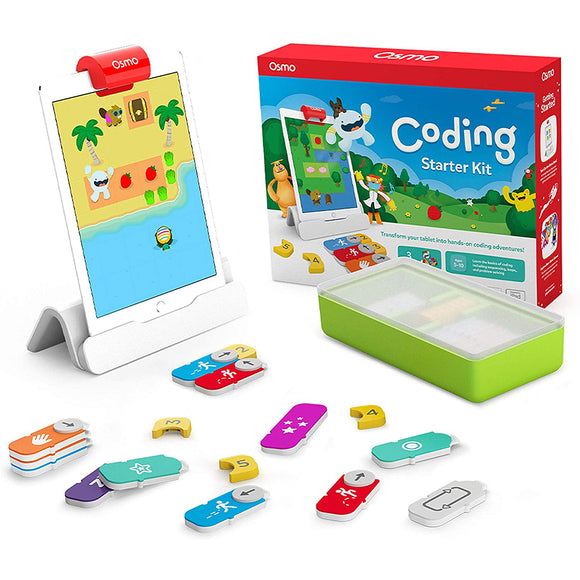Osmo Play OSMO Coding Starter Kit