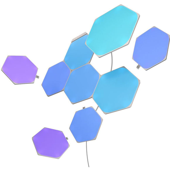nanoleaf Shapes Hexagon Smarter Kit (9 Panels)