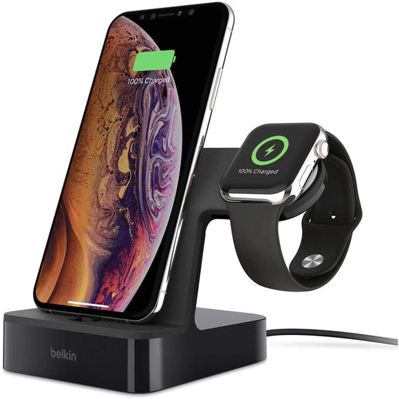Belkin PowerHouse Charging Dock for iPhone + Apple Watch