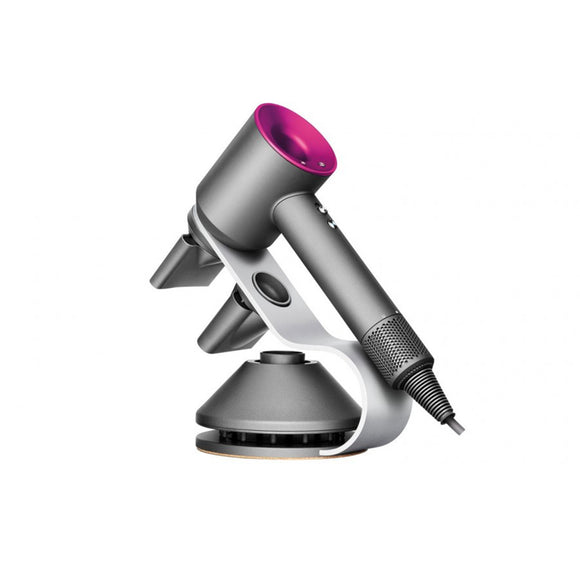 Dyson Supersonic Hair Dryer HD03 w/ Display Stand (Iron Fuchsia)