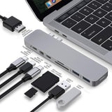 HyperDrive PRO USB-C Hub for MacBook Pro (Space Gray)