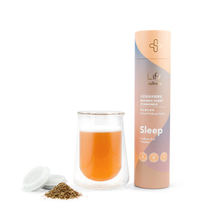 Lify Herbal Wellness Tea Series (Sleep)
