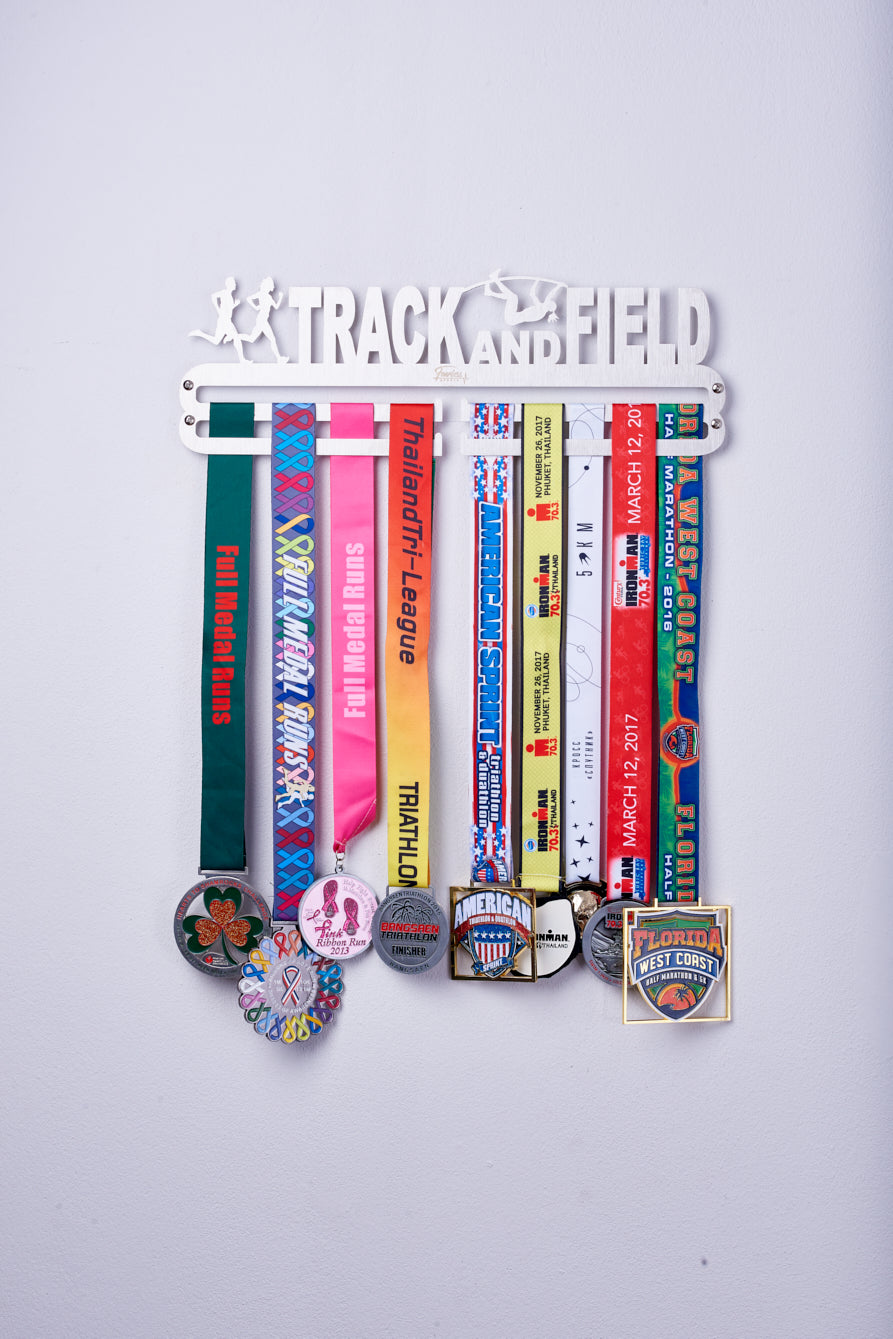 Fearless Sports Track and Field Medal Hanger ITM/ART5194 - Fearless Sports