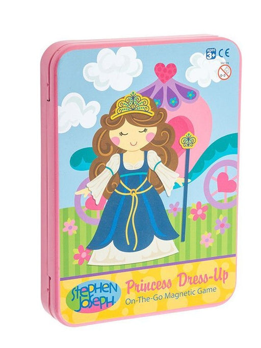Stephen Joseph On the Go Magnetic Game Princess