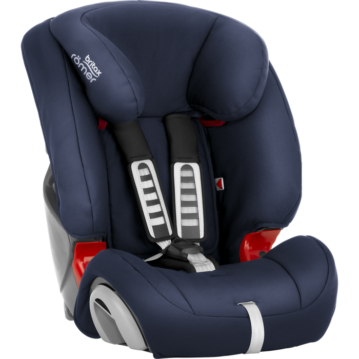 Britax Romer Evolva 1-2-3 Moonlight Blue 9-36kg