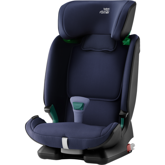 Britax Romer Advansafix IV M i Size Moonlight Blue 76-150cm