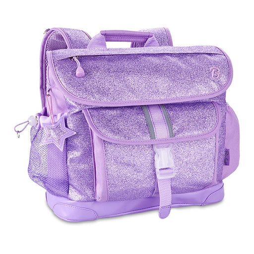 Bixbee Σακίδιο Πλάτης Sparkalicious Purple Backpack Large