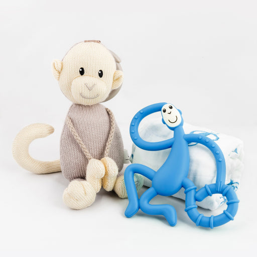 Matchstick Monkey Gift Box Set - Blue