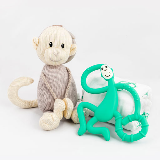 Matchstick Monkey Gift Box Set - Green