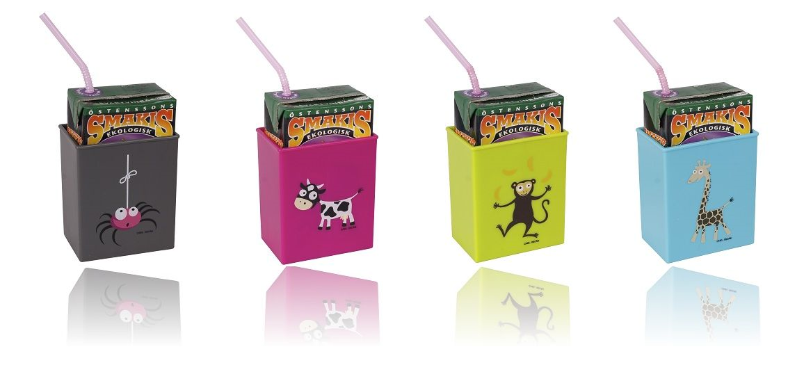 Carl Oscar Juice Box Holder Θήκη χυμού 4 τμχ