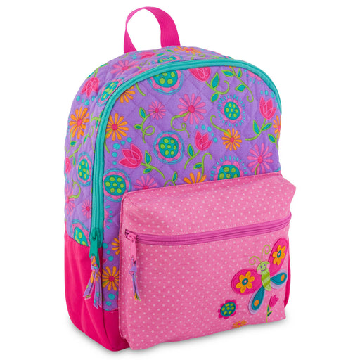 Stephen Joseph Quilted Rucksack Σακίδιο Πλάτης Butterfly