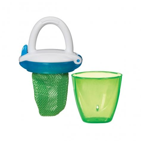 Munchkin Deluxe Fresh Food Feeder Green
