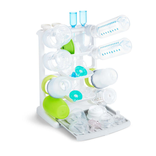 Munchkin Tidy Dry Space Saving Drying Rack