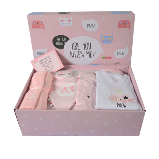 Minene Unique Gift Box Kitten