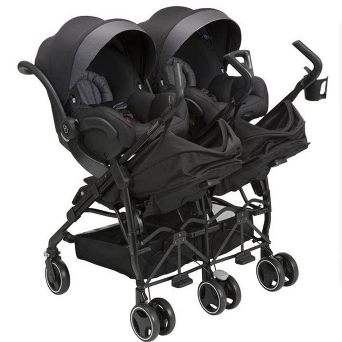 Maxi Cosi Καρότσι Dana For2 Black Raven