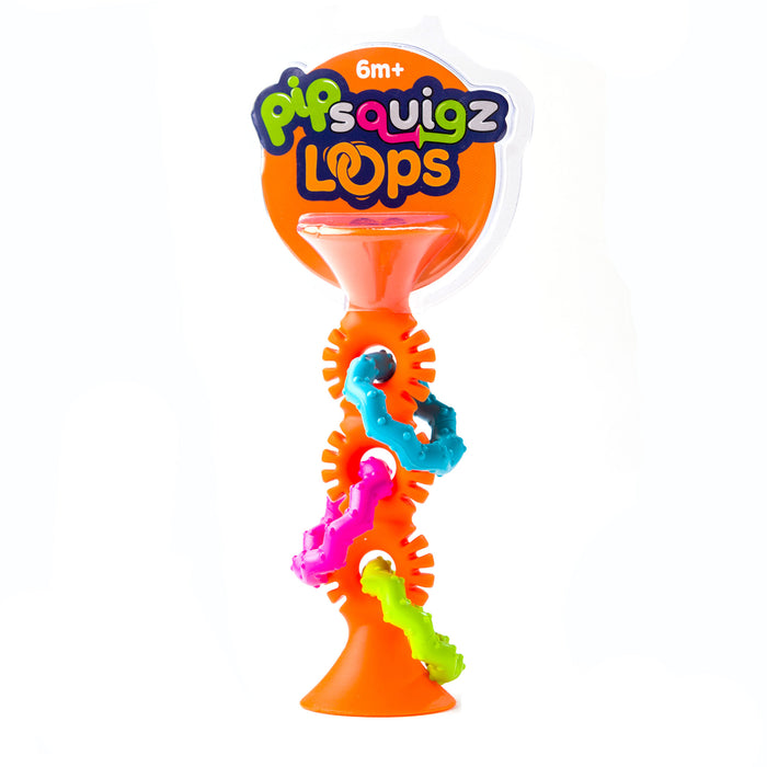 Fat Brain Toys - PipSquigz Loops Orange
