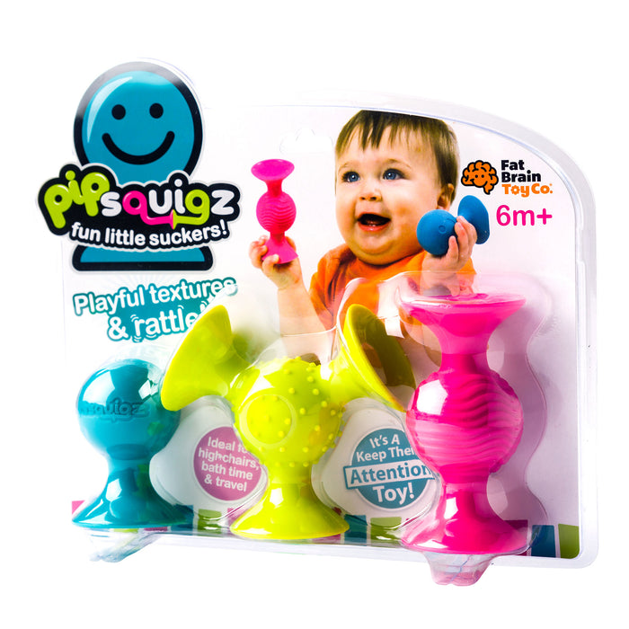 Fat Brain Toys - PipSquigz
