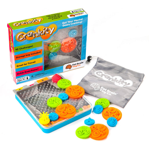Fat Brain Toys - Crankity