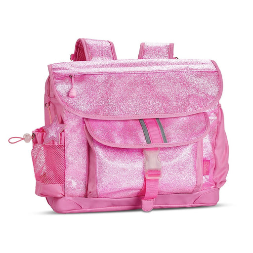 Bixbee Σακίδιο Πλάτης Sparkalicious Pink Backpack Large