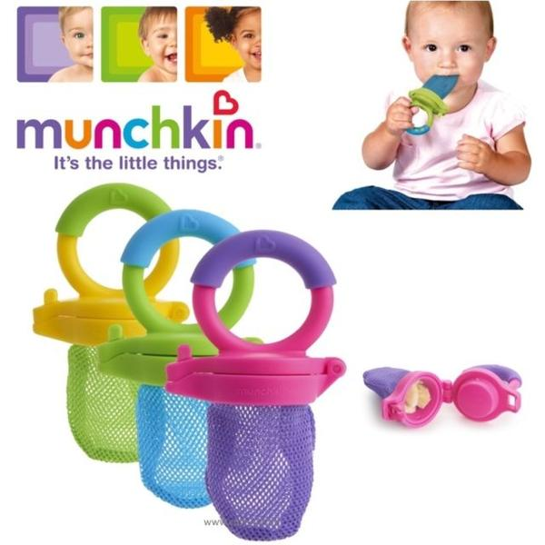 Munchkin Fresh Food Feeder Green