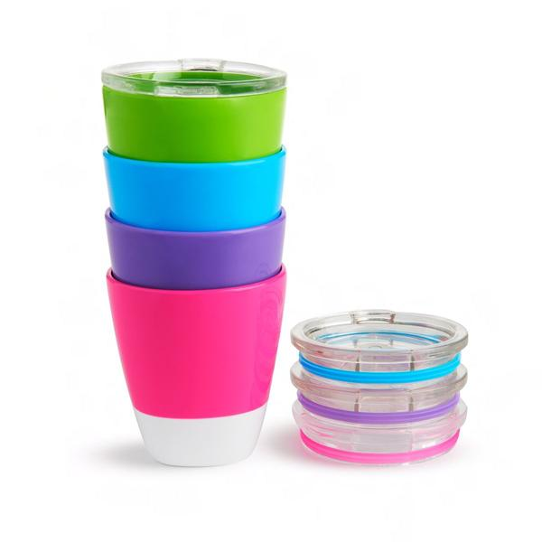 Munchkin Κύπελλα Splash™ Cups Blue/Green